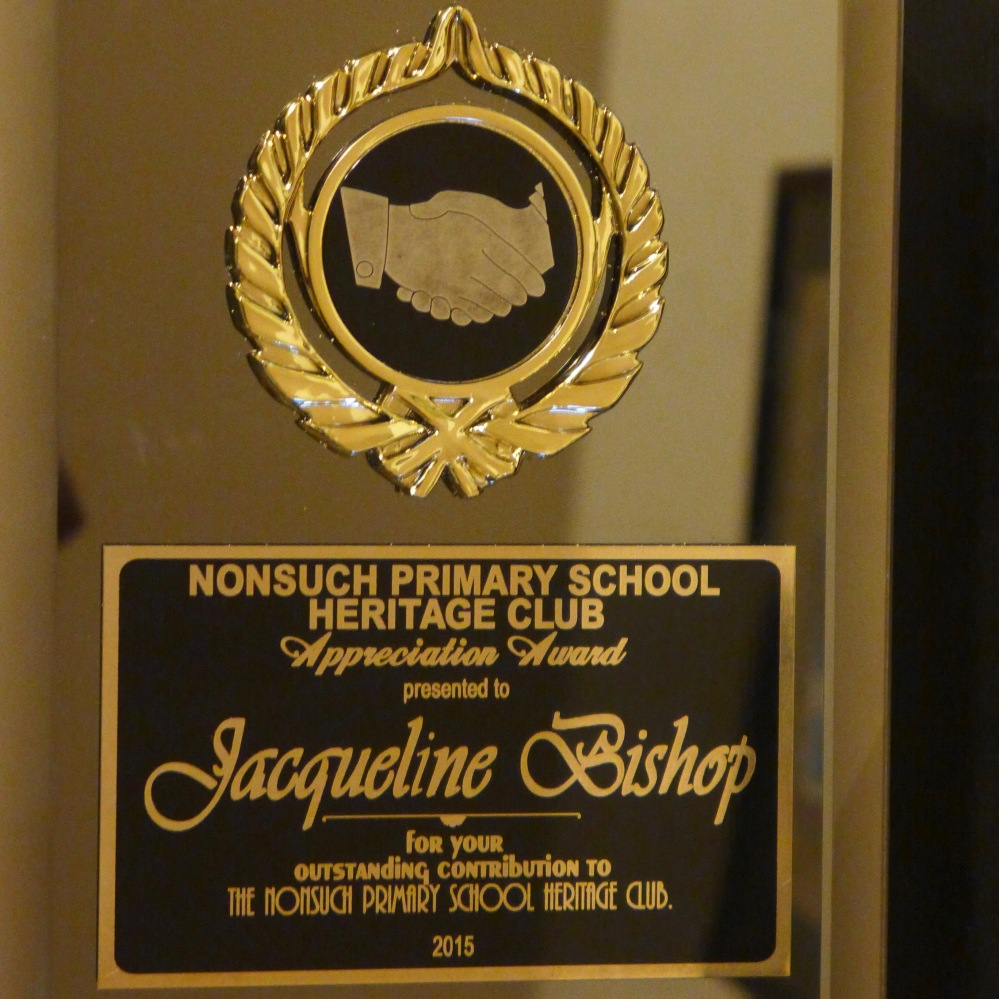 Nonsuch Award