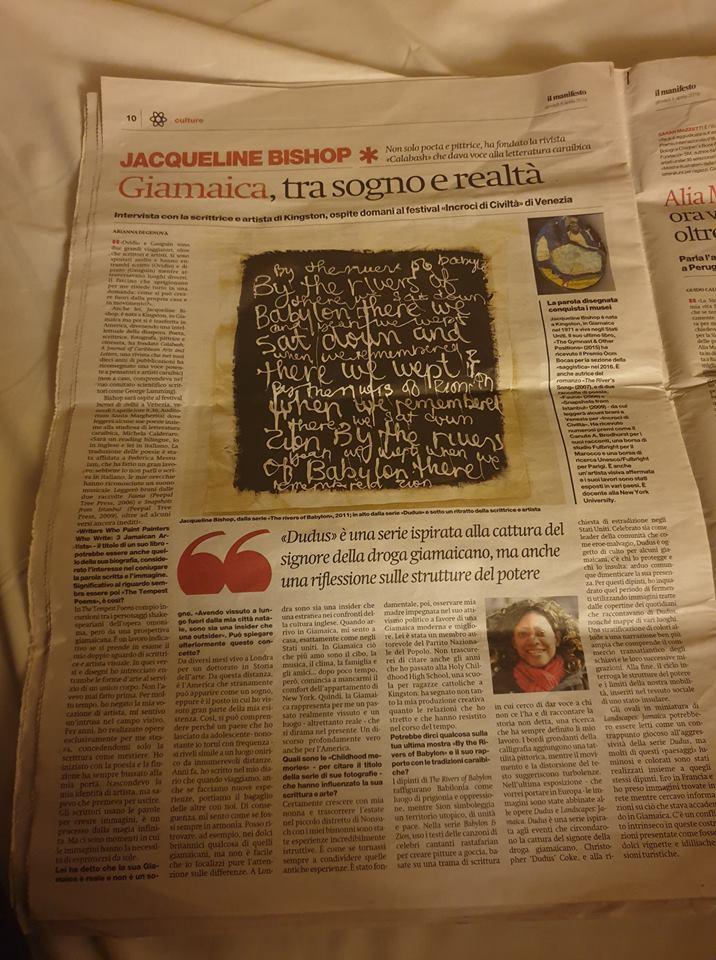 Venice Newspaper
